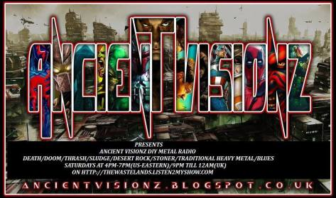 Ancient Visionz Metal Banner 2017